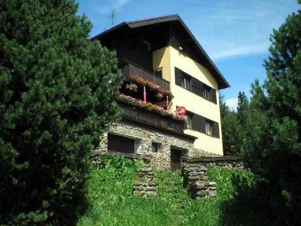Horská chata Střecha