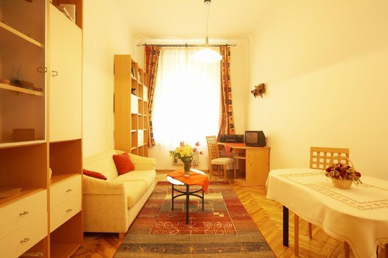 Apartmán v Praze