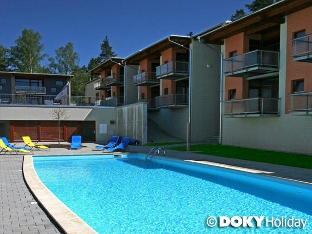 Apartmány LIPNO - DOKY Holiday resort