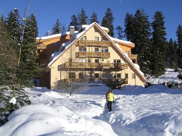 Ski-apartmány Spiežovec ***
