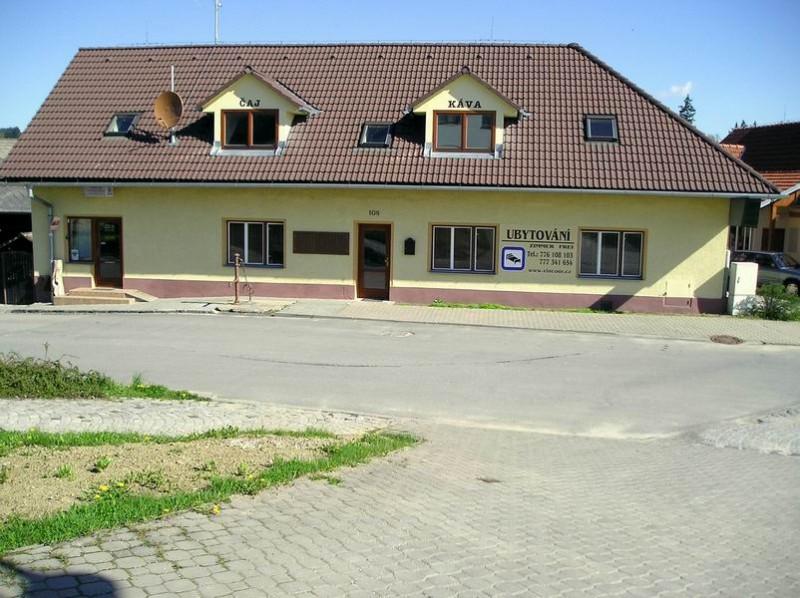 Ubytování na Valašsku ve Slavičíně