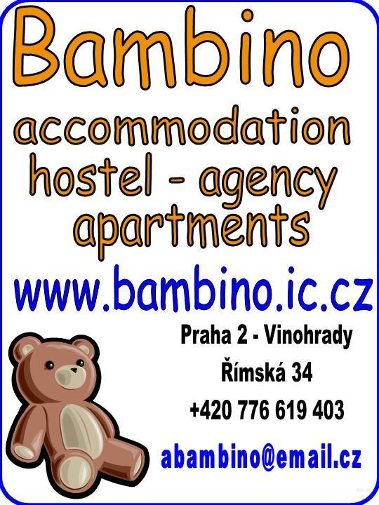 ***Apartmány a Hostel Bambino***