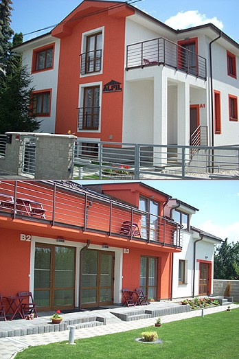 ALFIL - Apartmány