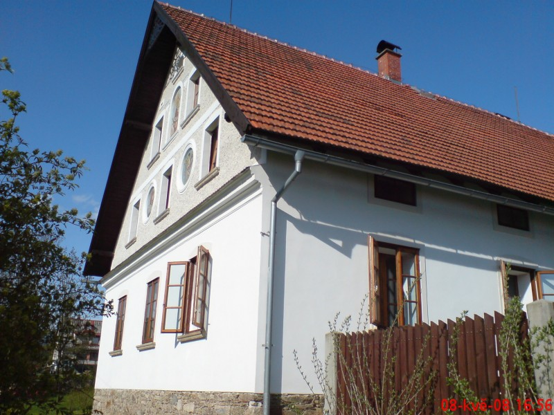 Chalupa na dolní Moravě