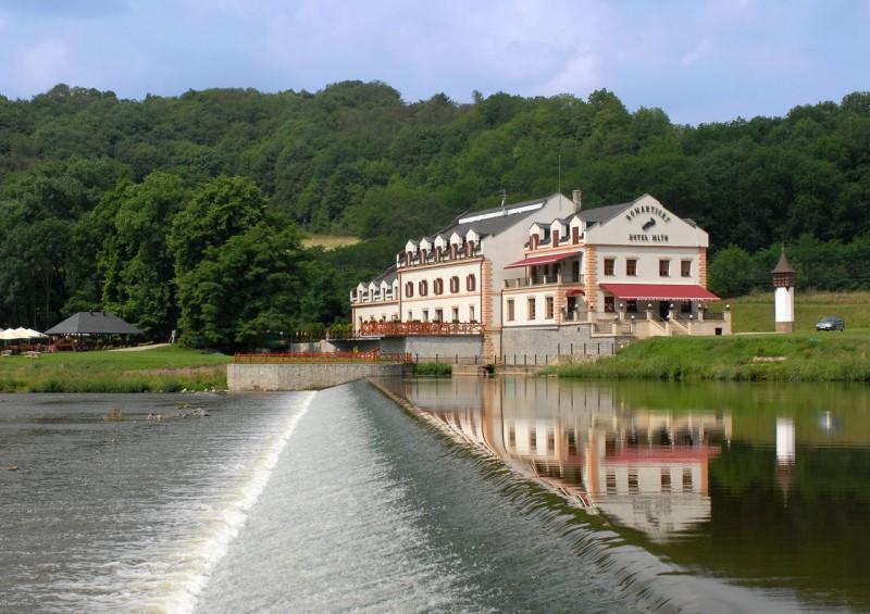 Romantický Hotel Mlýn