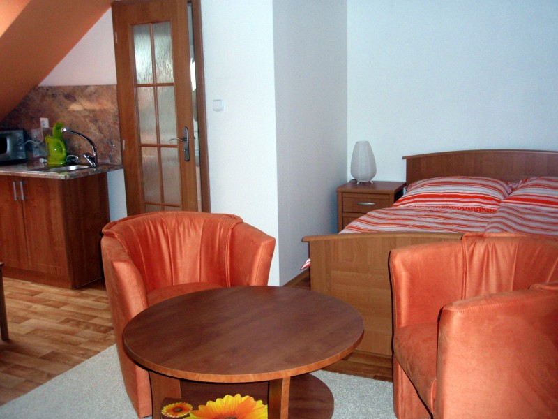 Mija - ubytování v Brně