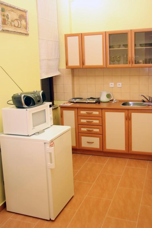 Apartmán Husova ul. přízemí