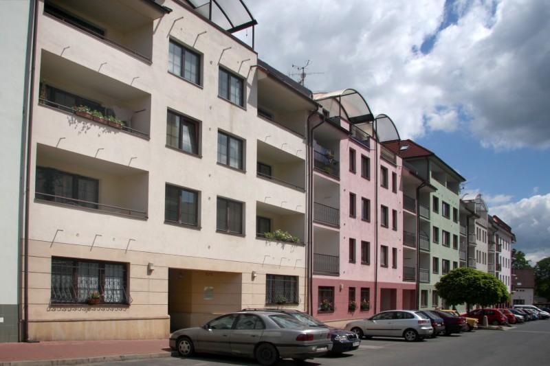 Apartmán Barákova