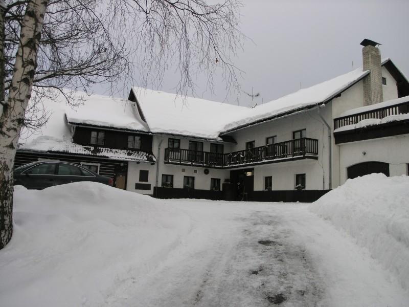 HORSKÝ HOTEL MORAVA