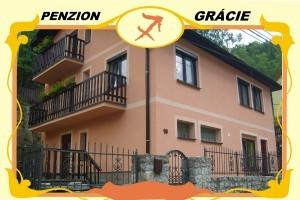 penzion Grácie - Loket