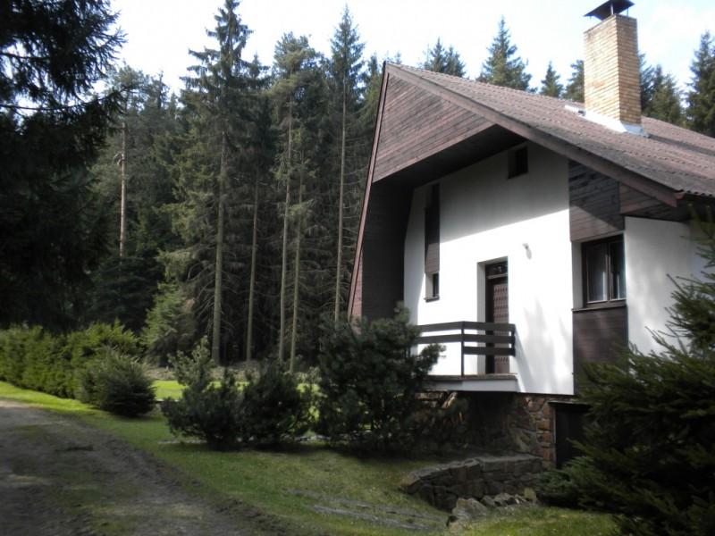 Chata Velké Dářko (Vysočina)