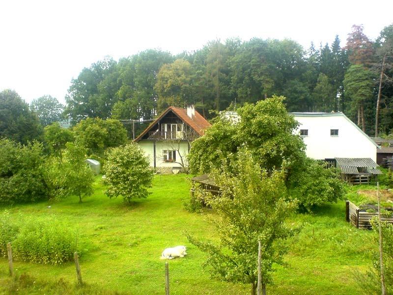 Vilémka - ubytování a rekreace na hájovně u lesa v klidu a s