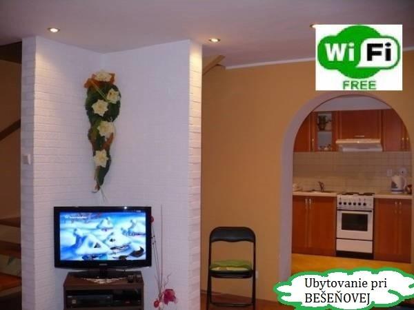 BEŠEŇOVÁ-Lúčky-ubytovanie Lenka-Liptov,Nízke Tatry