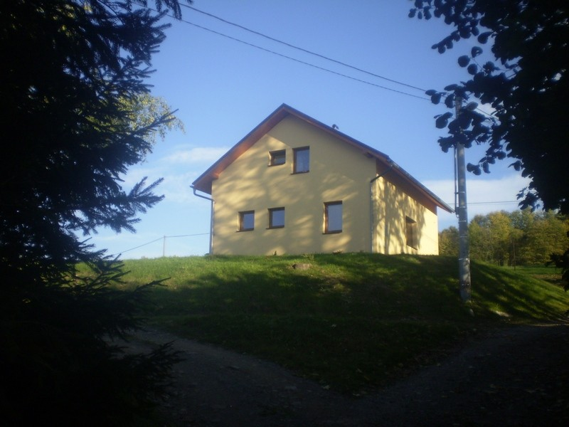 Lhotka ubytování na kopci