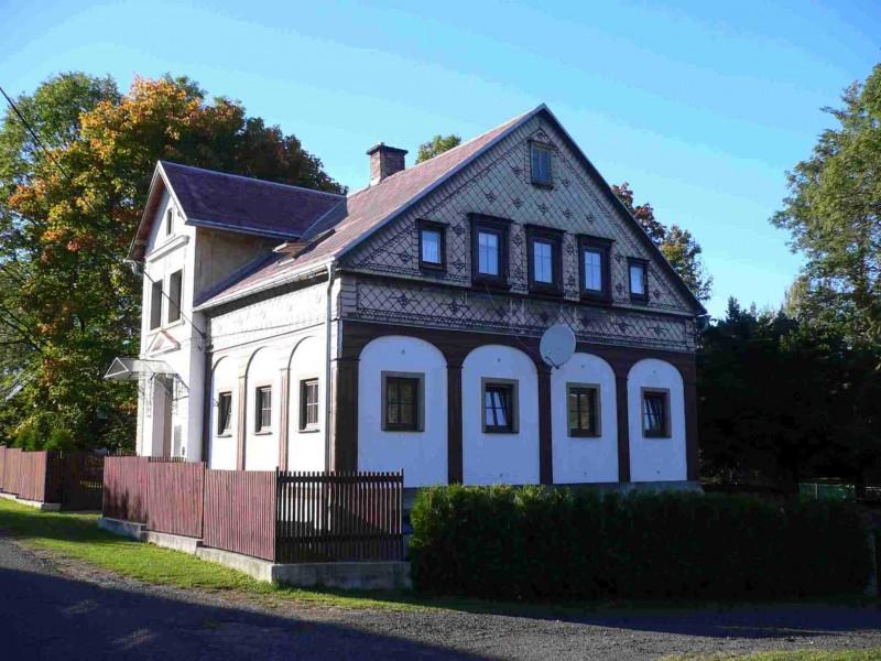 Apartmán Horní Podluží
