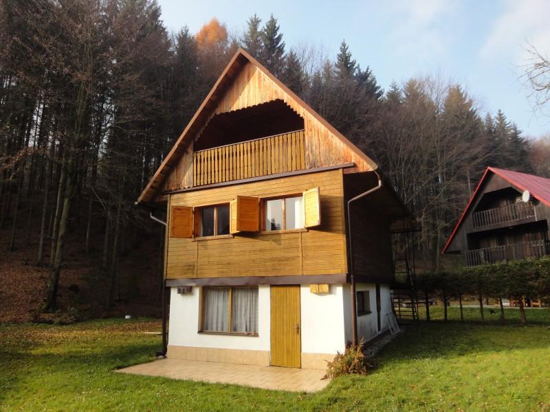 Chata Dolní Bušínov