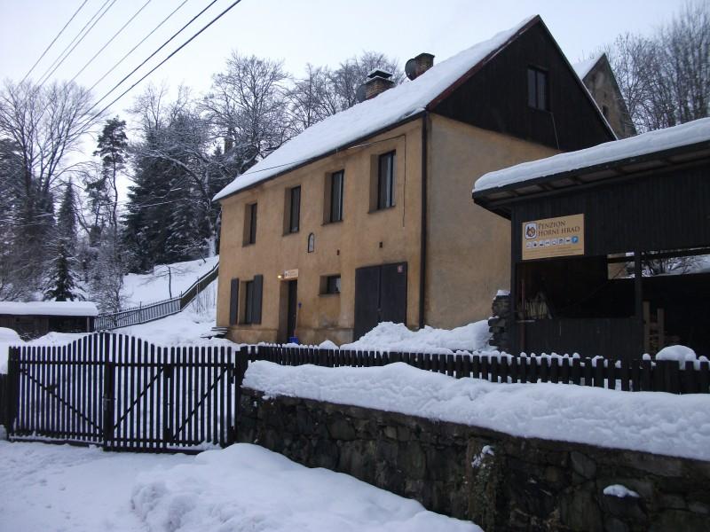 Horní hrad - penzion