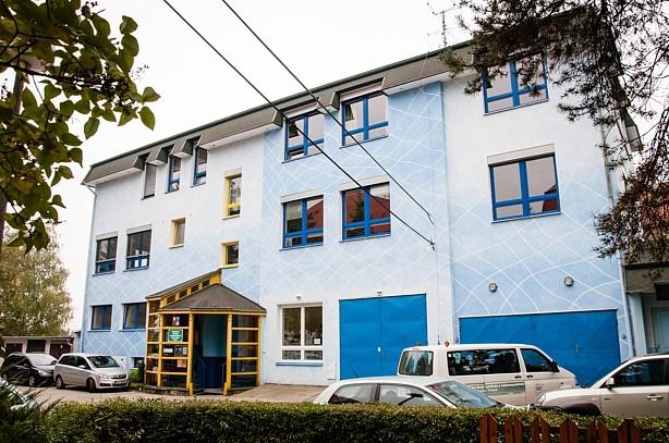 Turistický hostel v Třeboni SSRV