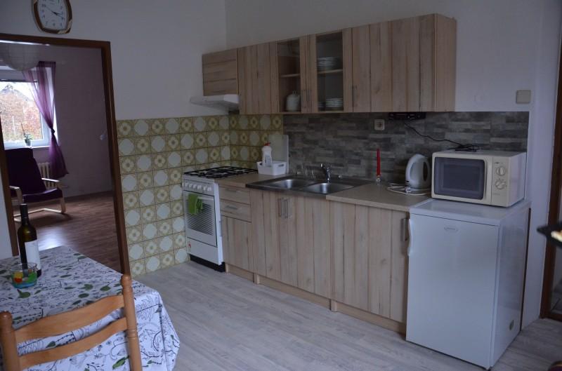 Apartmán Saša