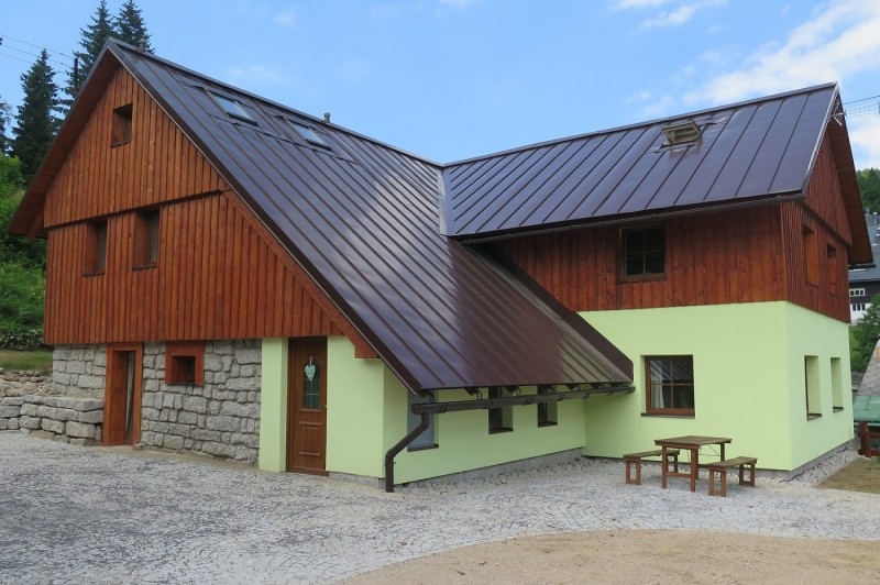 Apartmány skiareál U Vodárny Bedřichov