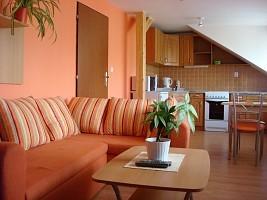 Penzion PUK apartmánový dům