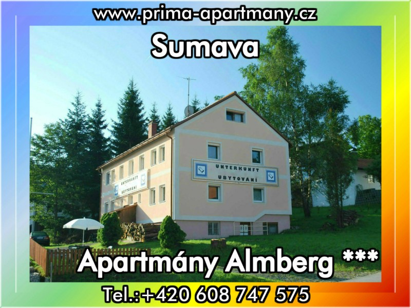 Apartmány Almberg *** (lyžařské středisko Mitterdorf)