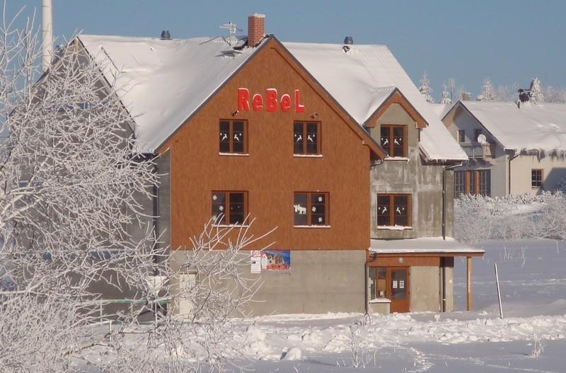 ReBeL - ubytovací a školicí komplex