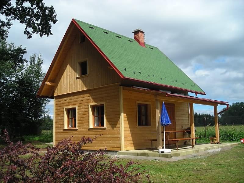 Chata u rybníka Brodský