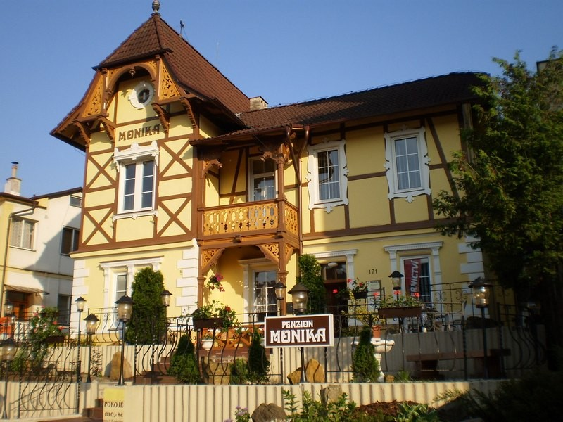 Penzion Monika v Luhačovicích