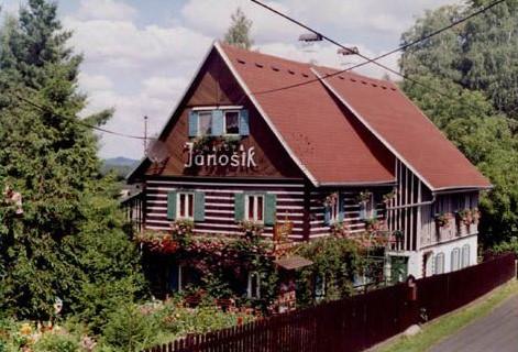 Chalupa Jánošík